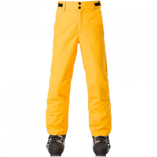 Pantaloni schi copii BOY SKI Deep citrus 5