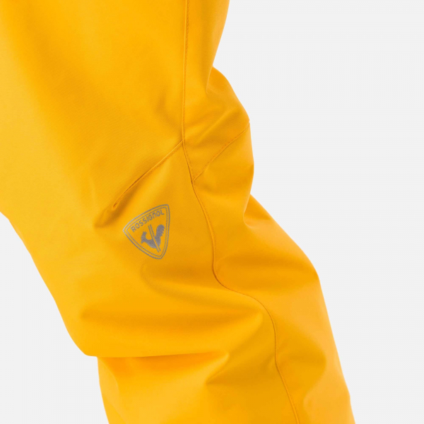 Pantaloni schi copii BOY SKI Deep citrus 2