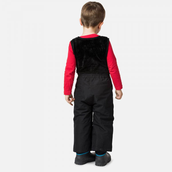 Pantaloni schi copii KID SKI Black 1