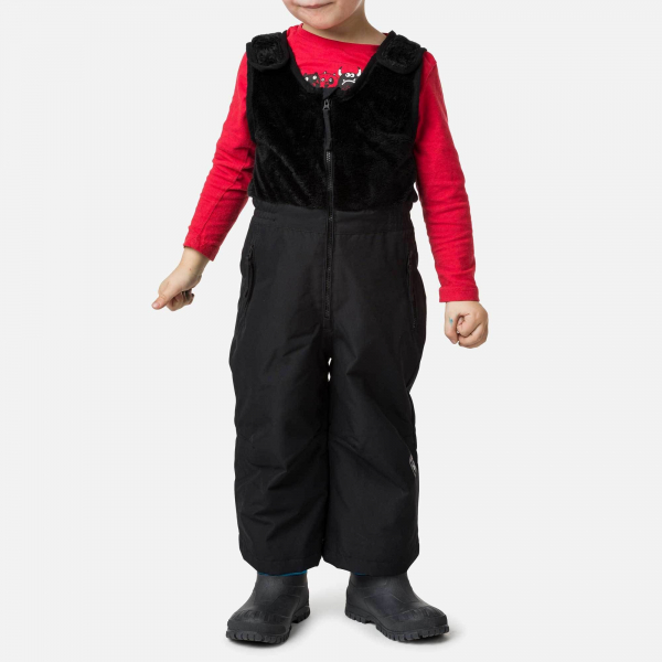 Pantaloni schi copii KID SKI Black 0