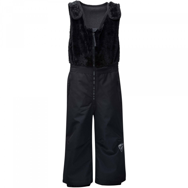Pantaloni schi copii KID SKI Black 4