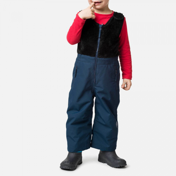 Pantaloni schi copii KID SKI Dark navy 0