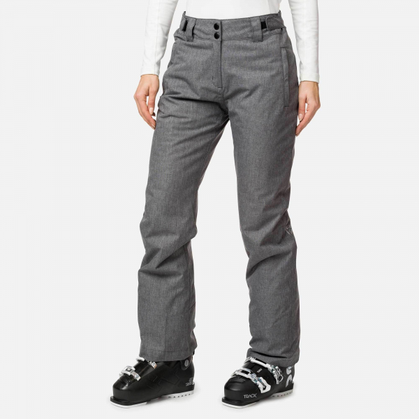 Pantaloni schi dama W RAPIDE Heather grey 0