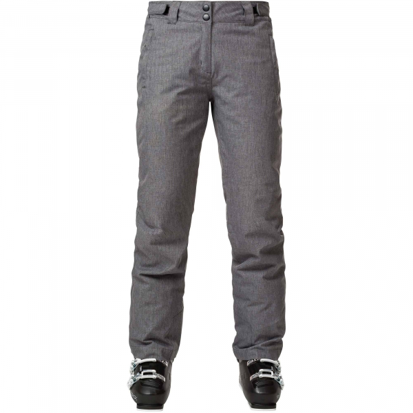 Pantaloni schi dama W RAPIDE Heather grey 2