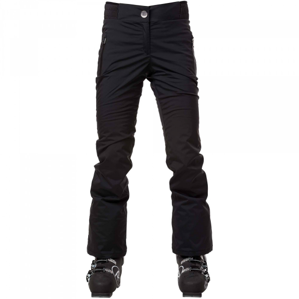 Pantaloni schi dama W NUITI GLOBAL Black 5