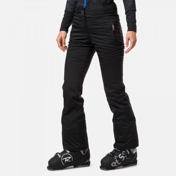 Pantaloni schi dama W NUITI GLOBAL Black 0