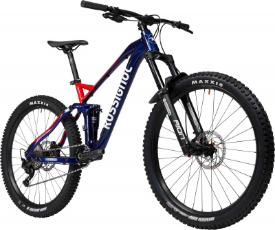 Bicicleta ALL TRACK TRAIL 2 Blue1