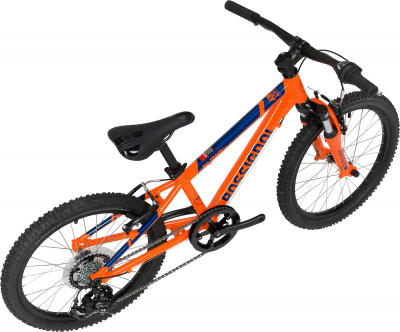 Bicicleta copii ALL TRACK 20 Orange blue5