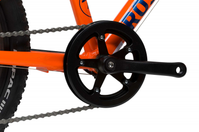 Bicicleta copii ALL TRACK 20 Orange blue3