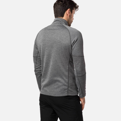 Bluza barbati CLASSIQUE CLIM Heather grey1
