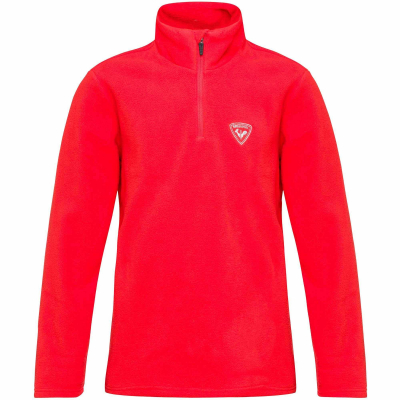 Bluza copii BOY 1/2 ZIP FLEECE Crimson0