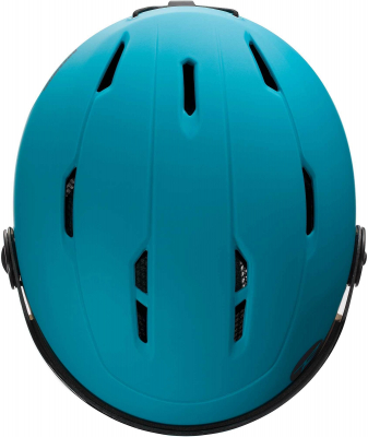 Casca schi WHOOPEE VISOR IMPACTS Blue / Black3