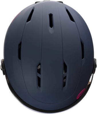 Casca schi WHOOPEE VISOR IMPACTS Blue / Pink [1]