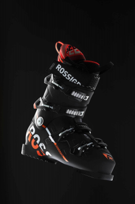 Clapari barbati SPEED 120 Black red2