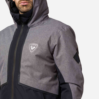 Geaca schi barbati MASSE HEATHER GREY4