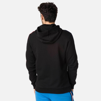 Hanorac barbati FLAG SWEAT Black2