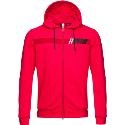 Hanorac barbati HERO HOODY SWEAT Red0