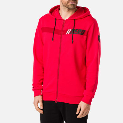 Hanorac barbati HERO HOODY SWEAT Red1