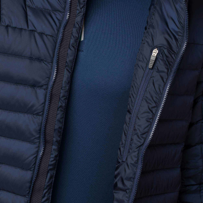 Jacheta barbati LIGHT DOWN HOOD Dark navy4