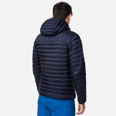 Jacheta barbati LIGHT DOWN HOOD Dark navy3