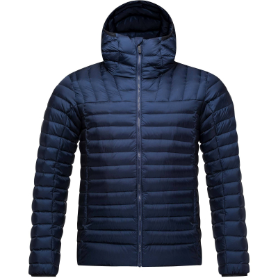 Jacheta barbati LIGHT DOWN HOOD Dark navy2