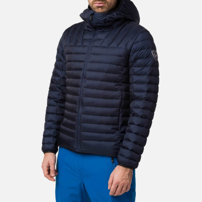 Jacheta barbati LIGHT DOWN HOOD Dark navy0