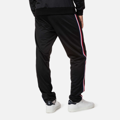 Pantaloni barbati TRACK SUIT Black2
