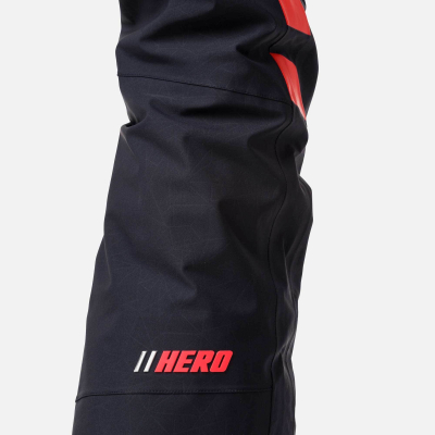 Pantaloni schi barbati HERO COURSE Dark blue4