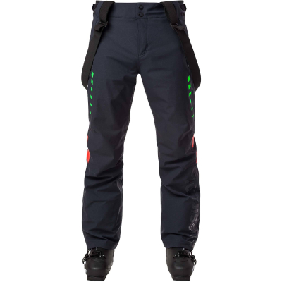 Pantaloni schi barbati HERO COURSE Dark blue1