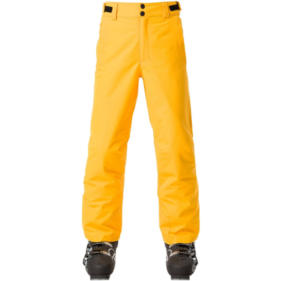 Pantaloni schi copii BOY SKI Deep citrus5