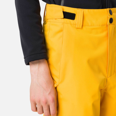 Pantaloni schi copii BOY SKI Deep citrus3
