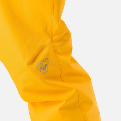 Pantaloni schi copii BOY SKI Deep citrus2