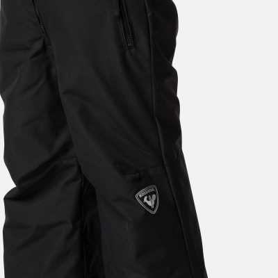 Pantaloni schi copii KID SKI Black2