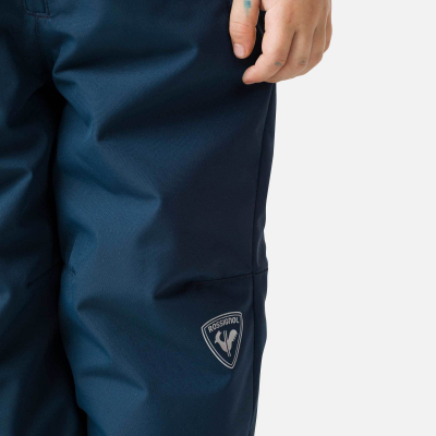 Pantaloni schi copii KID SKI Dark navy2