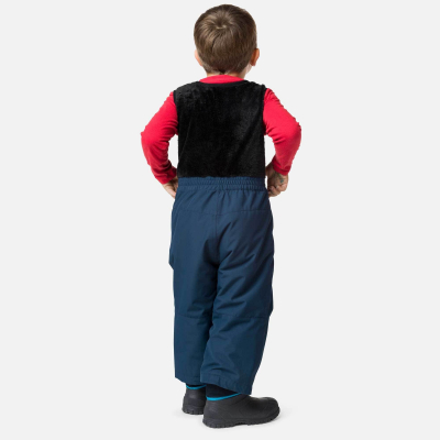Pantaloni schi copii KID SKI Dark navy1