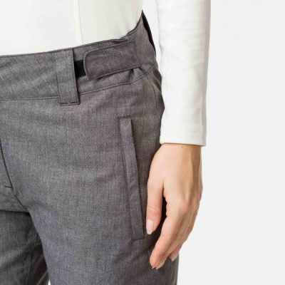 Pantaloni schi dama W RAPIDE Heather grey4