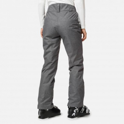 Pantaloni schi dama W RAPIDE Heather grey1