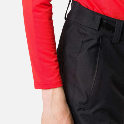 Pantaloni schi copii BOY SKI Black3