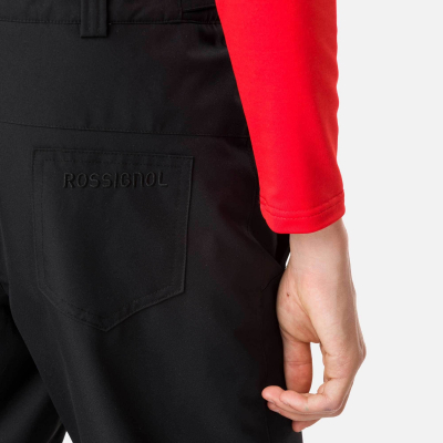 Pantaloni schi copii BOY SKI Black2