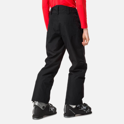 Pantaloni schi copii BOY SKI Black1
