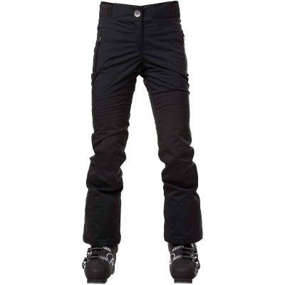 Pantaloni schi dama W NUITI GLOBAL Black5