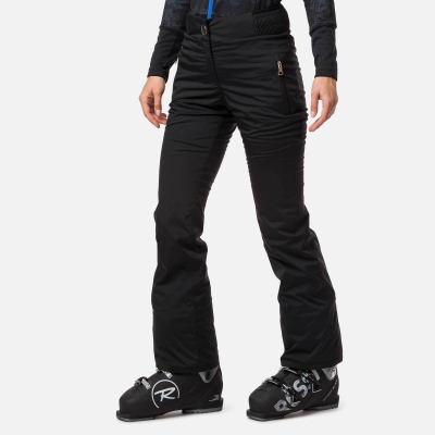 Pantaloni schi dama W NUITI GLOBAL Black0