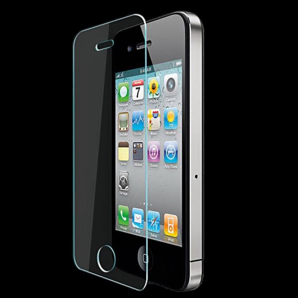 Folie de Sticla iPhone 4 Securizata Tempered Glass 9H 0