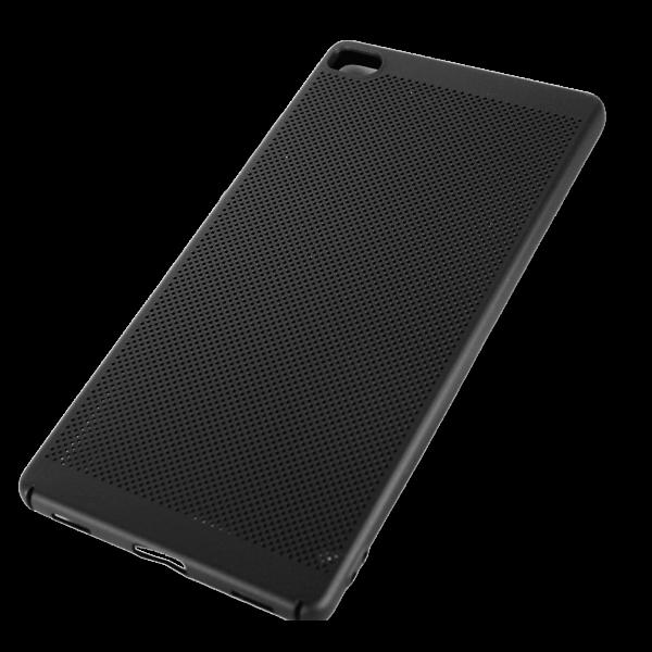 Husa Huawei P8 Tpu Perforat Negru 1