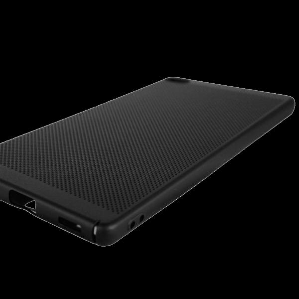 Husa Huawei P8 Tpu Perforat Negru 0