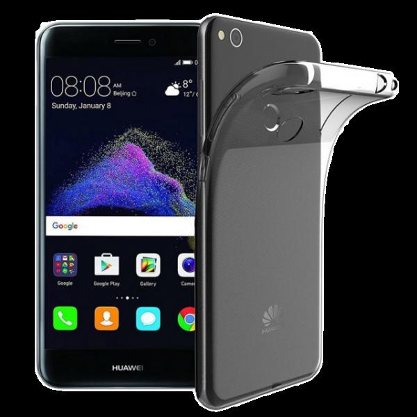 Husa Huawei P9 Lite 2017 Silicon Transparent 0