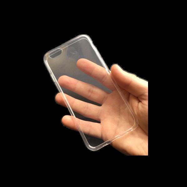 Husa iPhone 6 Silicon Transparent 1