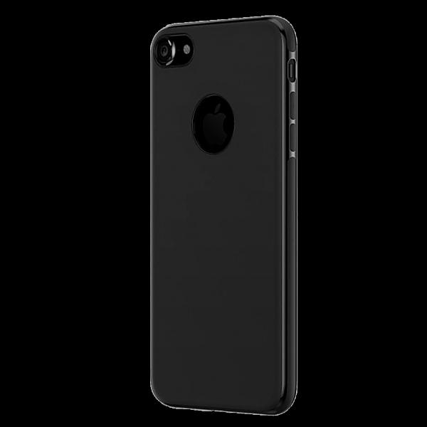 Husa iPhone 7 Silicon Negru 0
