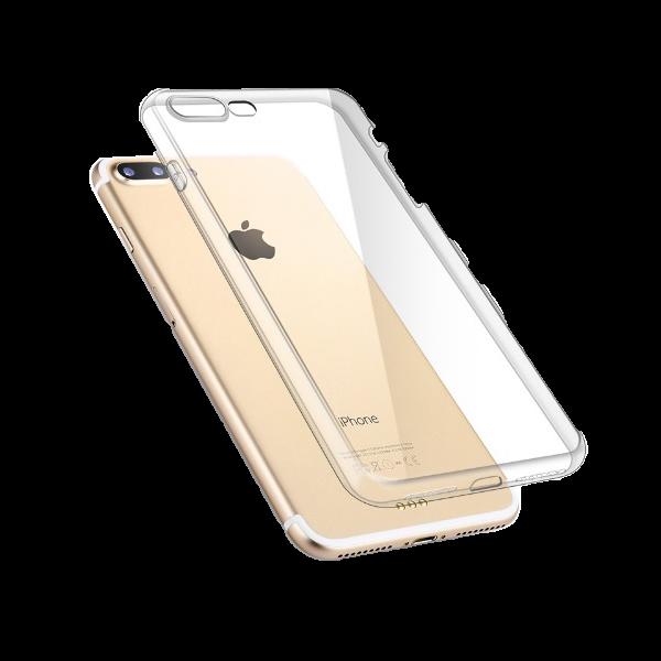 Husa iPhone 8 plus Silicon Transparent 0