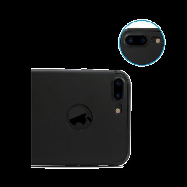 Husa iPhone 8 plus TPU Negru 1